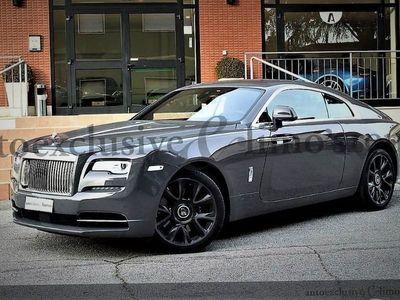 usata Rolls Royce Wraith Luminary Collection