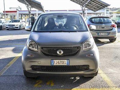 usata Smart ForTwo Coupé III 2015 Benzina 1.0 Passion 71cv twinamic
