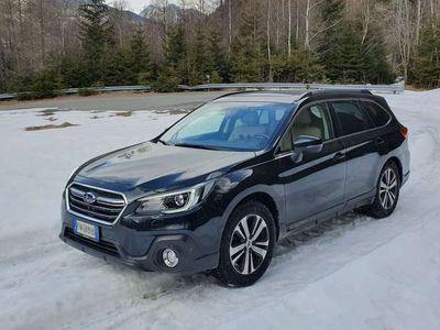 usata Subaru Outback 2.5i Lineartronic Premium