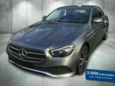 usata Mercedes E300 Classe Eeq-power Business Sport 4matic auto m