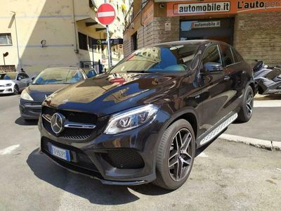 usata Mercedes GLE43 AMG ClasseAMG 4Matic Coupé Sport