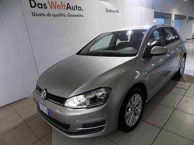 usata VW Golf VII 1.2 TSI 110 CV 5p. Comfortline BlueMotion Technology del 2016 usata a Genova