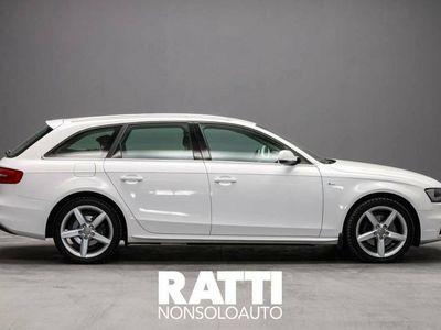 usata Audi A4 avant AVANT 2.0 150CV S-Line Quattro