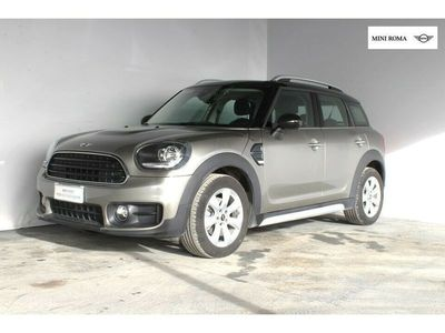 usata Mini Cooper D Countryman Boost