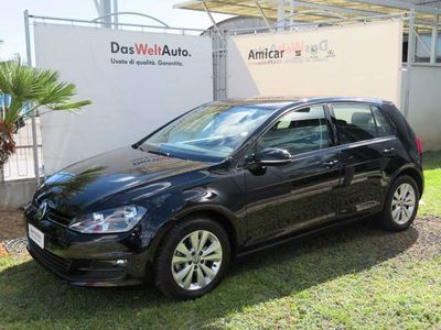 usata VW Golf I  1.6 TDI 110 CV DSG 5p. Business BlueMotion Technology