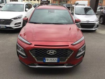brugt Hyundai Kona 1.6 CRDI 115 CV Xpossible del 2018 usata a Castenaso