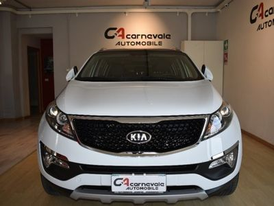 usado Kia Sportage 2.0 CRDI AWD NAVI PELLE TETTO RETRO CAM