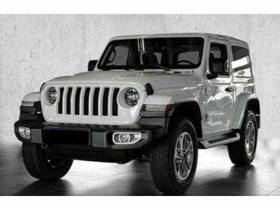 usata Jeep Wrangler 2.2 Mjt II Sahara