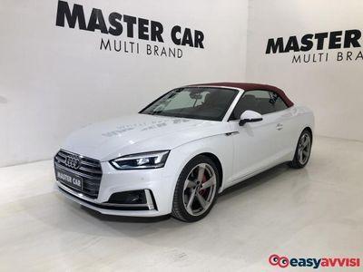 usata Audi A5 Cabriolet Cabrio S5 3.0 TFSI quattro tip. Business