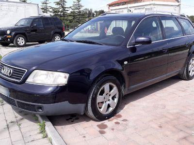 used Audi A6 2.5 turbodiesel bassi consumi