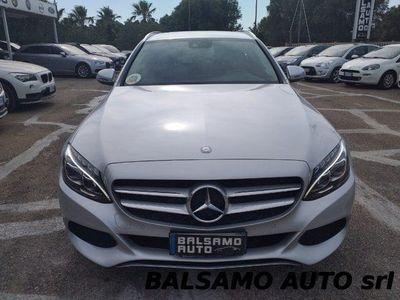"usata Mercedes C220 d S.W. Auto Premium""FARI FUL"