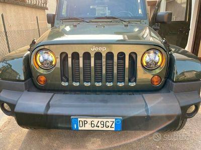 usata Jeep Wrangler Wrangler 2.8 CRD Sahara