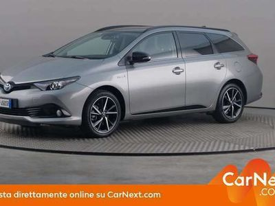 usata Toyota Auris SW Hybrid Black Edition Touring Sports
