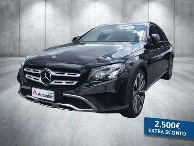 usata Mercedes 220 CLASSE E ALL-TERRAIN E SW All-Terraind Premium 4matic auto