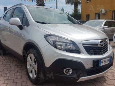 gebraucht Opel Mokka 1.6 CDTI Ecotec 136CV 4x2 aut. Ego