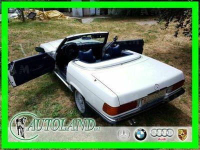 usata Mercedes SL450 450 CabrioRoadster usato