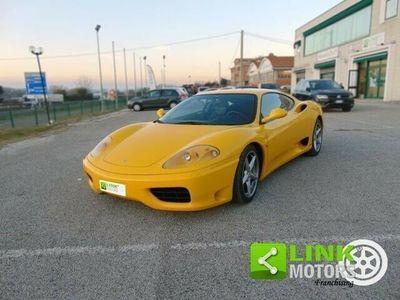 usata Ferrari 360 Modena, anno 2003, cambio manuale, finanziabile