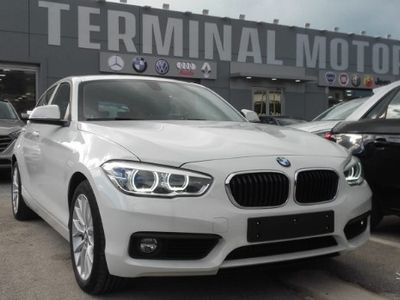 used BMW 118 Serie 1 New d Business 150cv auto