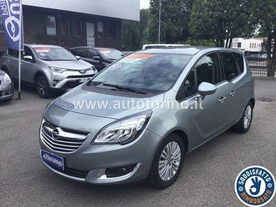 used Opel Meriva MERIVA1.4 Innovation (cosmo) 100cv