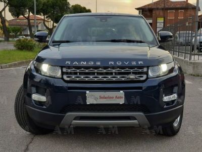 gebraucht Land Rover Range Rover evoque 2.2 TD4 5p. Pure Tech Pack/Automatico/4X
