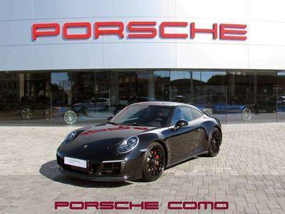 usata Porsche 991 911 4 GTS Coupé 450CV-IVA-FULL-LISTINO 165.500