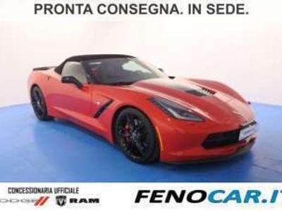 usata Chevrolet Corvette Stingray Corvette6.2 V8 Cabrio Aut. VERSIONE 250CV Benzina