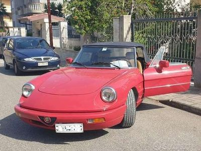 usata Alfa Romeo Spider duetto iv serie