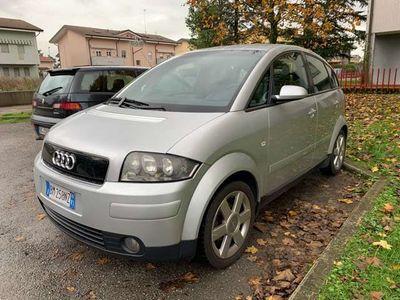 usata Audi A2 1.4 benzina