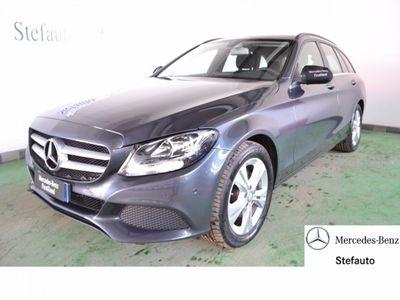 usata Mercedes C200 d S.W. Automatic Business rif. 7377315