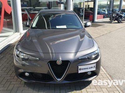 usado Alfa Romeo Giulia 2.2 Turbodiesel 150 CV del 2017 usata a Torino