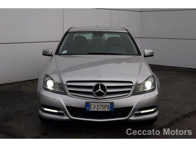 usata Mercedes C200 CDI BlueEFFICIENCY Elegance