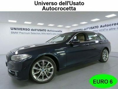 usata BMW 530 d xDrive 249CV Touring Luxury Auto EURO 6