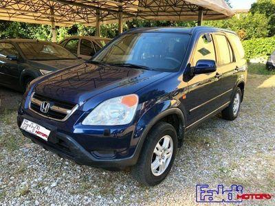 usata Honda CR-V 2.0 16V i-VTEC ES usato