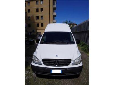 begagnad Mercedes Vito 2.2 115 CDI tetto alto Long