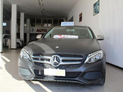 używany Mercedes C220 d Auto Sport