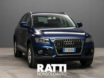 usata Audi Q5 2.0 TDI 150 CV Business quattro E6