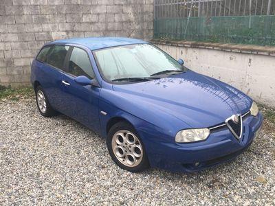 gebraucht Alfa Romeo 156 sw 1.9 jtd