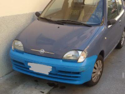brugt Fiat 600 del 2005