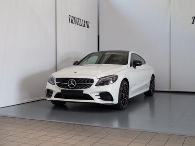 usata Mercedes 220 Classe C Coupè Couped Premium 4matic auto