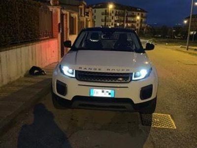 usata Land Rover Range Rover evoque 2.0 TD4 150 CV 5p. Pu