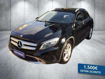 usata Mercedes GLA180 180 d (cdi) Enduro