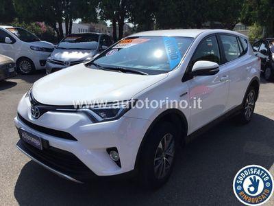 usata Toyota RAV4 RAV 42.5 vvt-i hybrid Active 2wd e-cvt