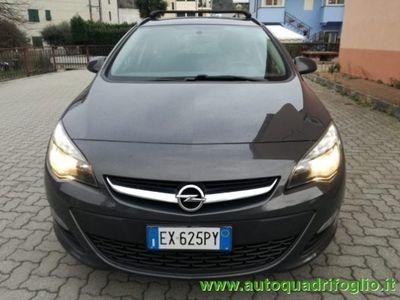 usado Opel Astra 1.4 Turbo 140CV Sports Tourer GPL Tec