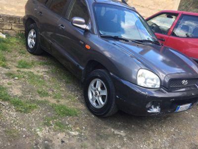 brugt Hyundai Santa Fe Santa Fe 2.0 CRDi TD 4WD GLS Premium