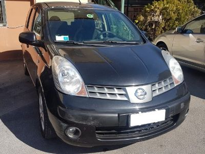 usata Nissan Note 1.5 dCi 85CV PER NEOPATENTATI