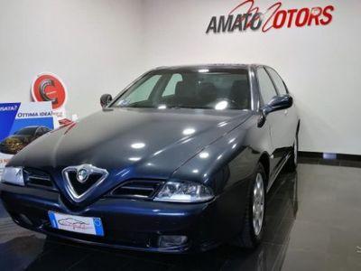 gebraucht Alfa Romeo 166 2.4 JTD Distinctive