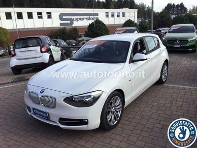 brugt BMW 118 SERIE 1 (5 PORTE) d Urban 5p