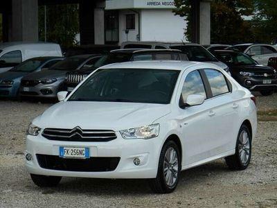 usata Citroën C-Elysee I 1200 PureTech 82CV Exclusive