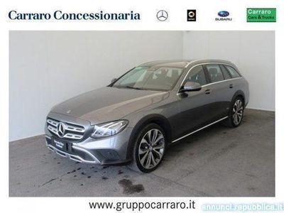 usado Mercedes E220 E 220ALL TERRAIN AUTOMATIC 4MATIC BUSINESS SPORT