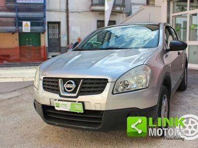 usata Nissan Qashqai 1.6 16V GPL Eco Acenta